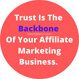 The importance Of Trust In Affiliate Marketing